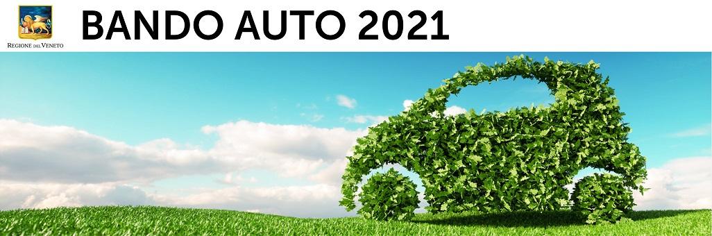 BANDO AUTO 2021 VENETO